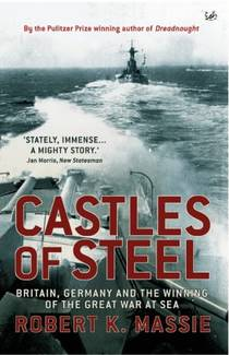 Picture of a book: Castles Of Steel