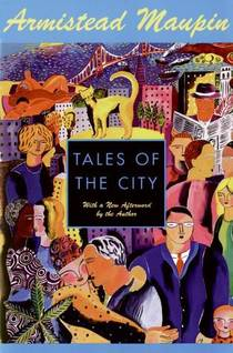 Picture of a book: Tales Of The City
