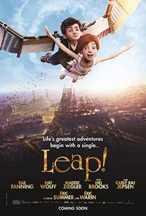 Picture of a movie: Leap!