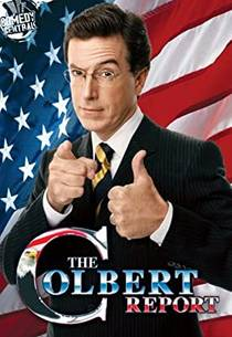 Picture of a TV show: The Colbert Report