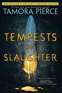 Picture of a book: Tempests And Slaughter