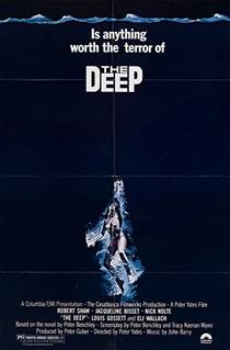 Picture of a movie: The Deep