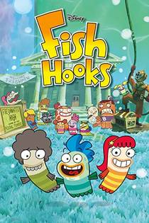 Picture of a TV show: Fish Hooks
