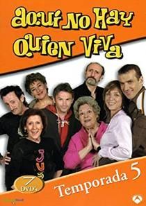 Picture of a TV show: Aquí No Hay Quien Viva