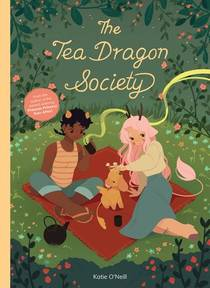 Picture of a book: The Tea Dragon Society
