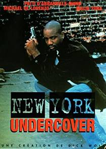 Picture of a TV show: New York Undercover