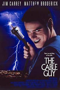 Picture of a movie: The Cable Guy