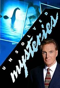 Picture of a TV show: Unsolved Mysteries