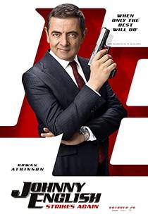 Picture of a movie: Johnny English Strikes Again