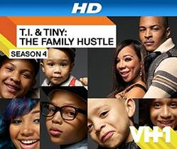 Picture of a TV show: T.I. & Tiny: The Family Hustle