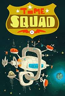 Picture of a TV show: Time Squad