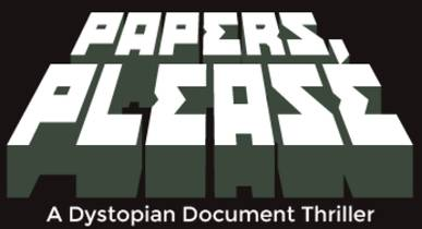 Picture of a game: Papers, Please
