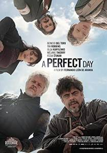 Picture of a movie: A Perfect Day