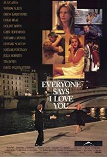 Picture of a movie: Everyone Says I Love You