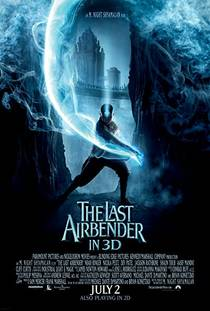 Picture of a movie: The Last Airbender
