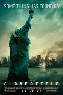 Picture of a movie: Cloverfield