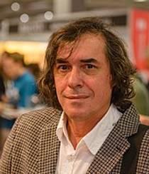 Picture of an author: Mircea Cărtărescu