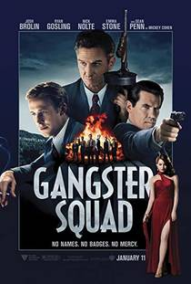 Picture of a movie: Gangster Squad
