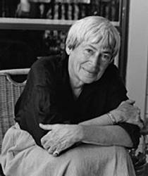 Picture of an author: Ursula K. Le Guin