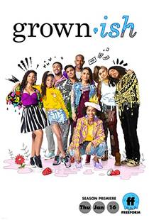 Picture of a TV show: Grown-Ish