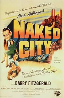 Picture of a movie: The Naked City