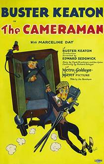 Picture of a movie: The Cameraman