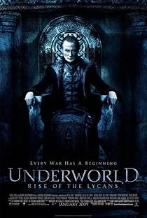 Picture of a movie: Underworld: Rise Of The Lycans
