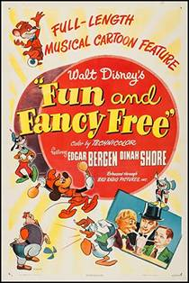 Picture of a movie: Fun And Fancy Free