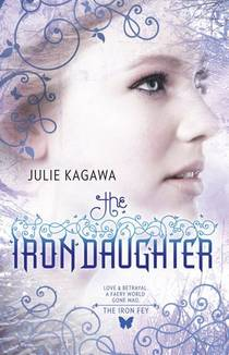 Picture of a book: The Iron Daughter