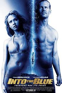 Picture of a movie: Into The Blue