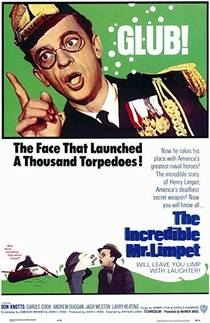 Picture of a movie: The Incredible Mr. Limpet