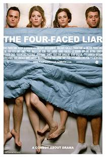 Picture of a movie: The Four-Faced Liar