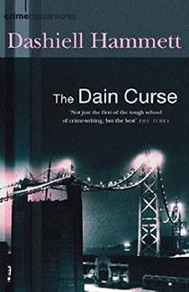 Picture of a book: The Dain Curse