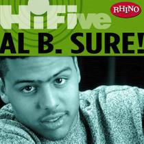 Picture of a band or musician: Al B. Sure!