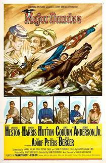 Picture of a movie: Major Dundee