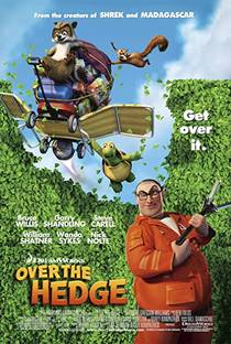 Picture of a movie: Over The Hedge