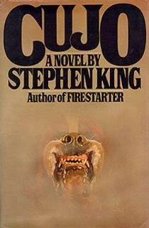Picture of a book: Cujo