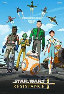 Picture of a TV show: Star Wars Resistance