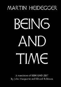 Picture of a book: Being And Time