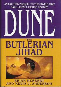 Picture of a book: The Butlerian Jihad