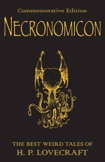 Picture of a book: Necronomicon