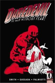 Picture of a book: Daredevil, Vol. 1: Guardian Devil