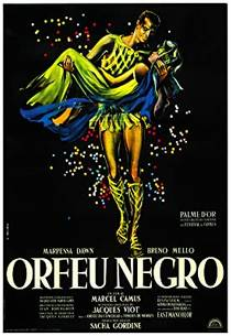 Picture of a movie: Black Orpheus