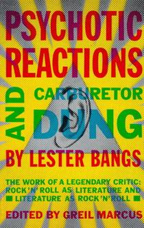 Picture of a book: Psychotic Reactions And Carburetor Dung