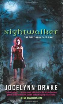 Picture of a book: Nightwalker