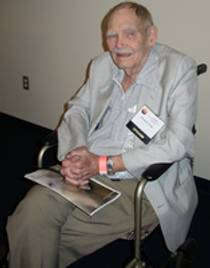 Picture of an author: Frederik Pohl