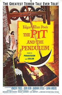 Picture of a movie: Pit And The Pendulum