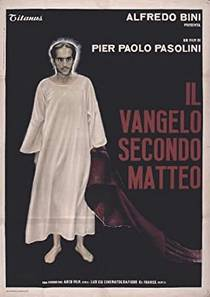 Picture of a movie: Il Vangelo Secondo Matteo