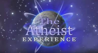 Picture of a TV show: The Atheist Experience