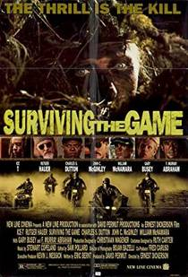 Picture of a movie: Surviving The Game